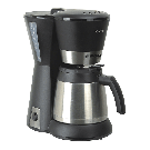 Elekta Platinum 1.2L Coffee Maker with Double Wall Stainless Steel EP-CM-151S