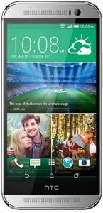 HTC One M8 Eye 16GB 13MP 4G LTE 5-inch Smartphone - Silver