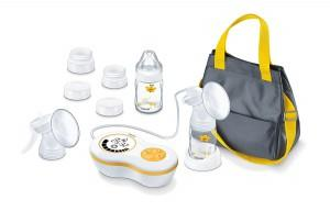 Beurer - Electric Breast Pump - BY 60