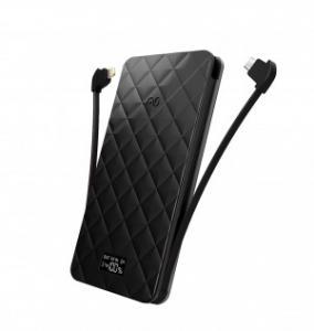 iWalk Trio Slim 6000 mAh Rechargeable Universal Backup Battery