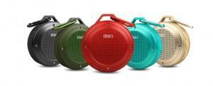 MIFA F10 IP56 dust proof and IPX6 waterproof Outdoor Bluetooth 4.0 Speaker