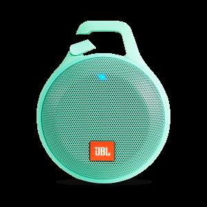 JBL Splashproof Ultra Portable Bluetooth Speaker with Carabiner CLIP+