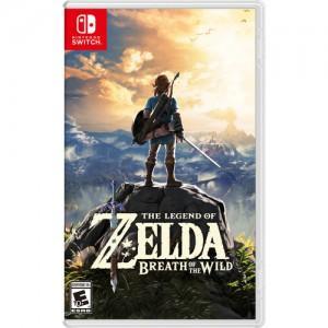 The Legend of Zelda: Breath of the Wild -R2(Nintendo Switch)