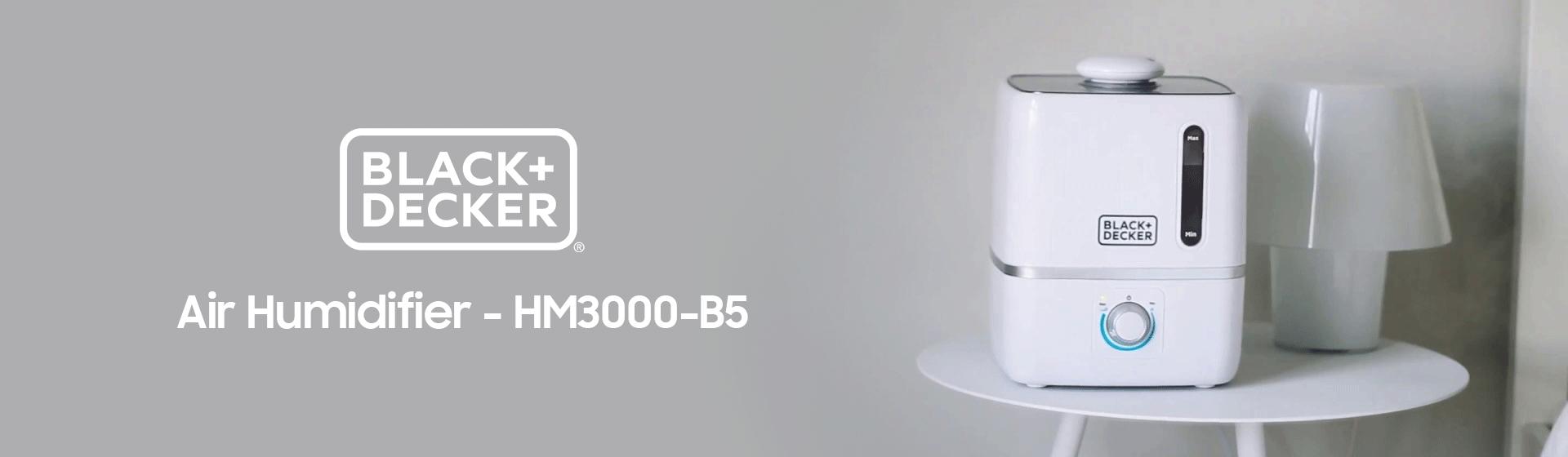 Black & Decker Air Humidifier