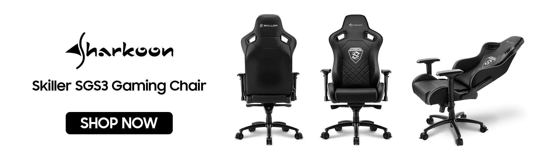 Sharkoon Gaming Chair