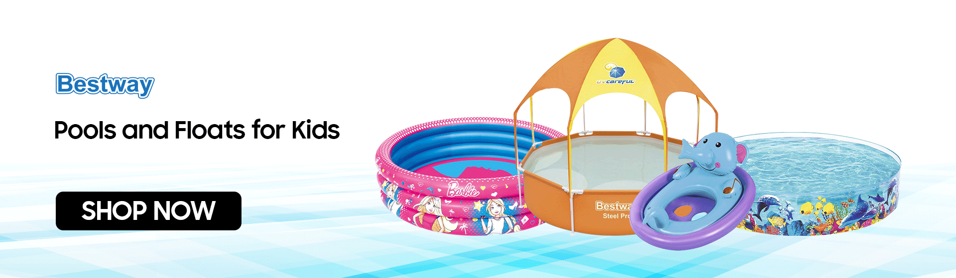 BestWay Pools and Floats