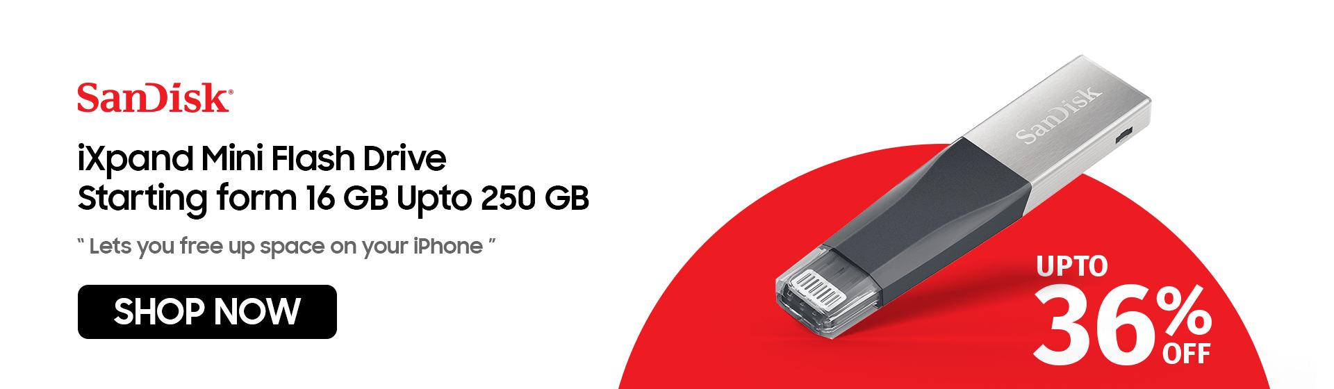 SanDisk iXpand Mini