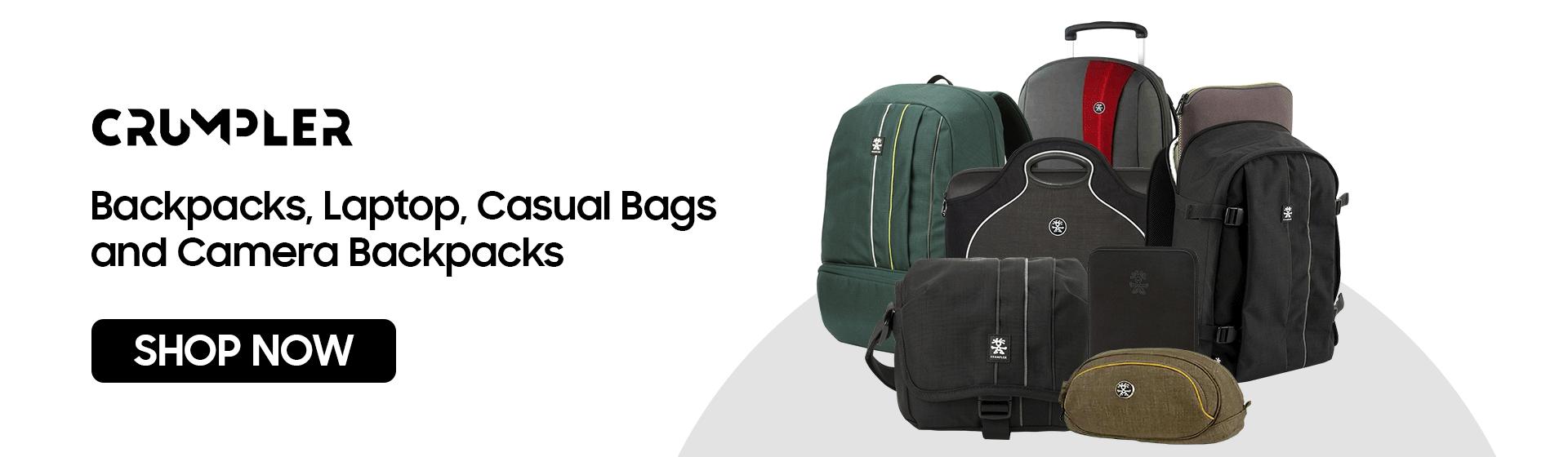 Crumpler Bags