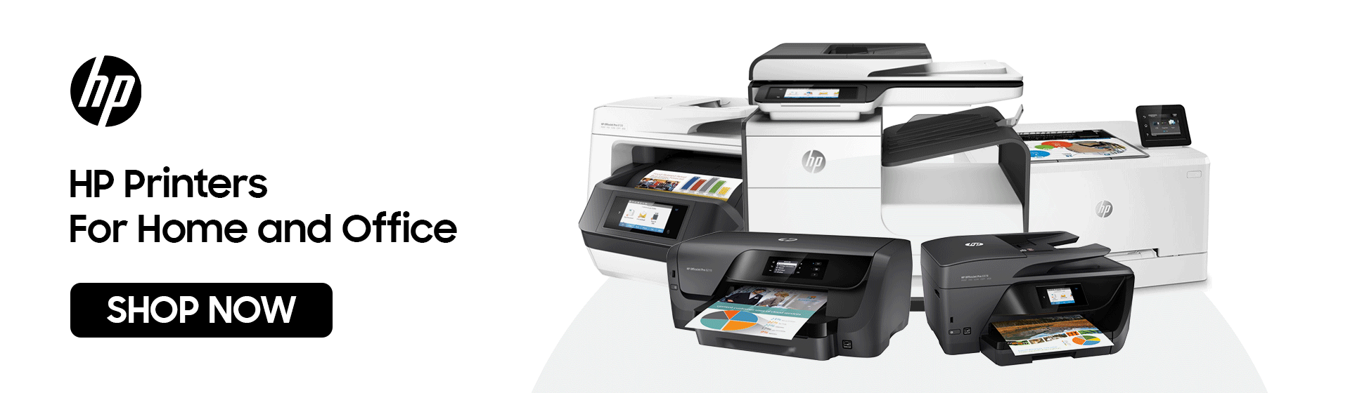 HP Printers | Home and Office