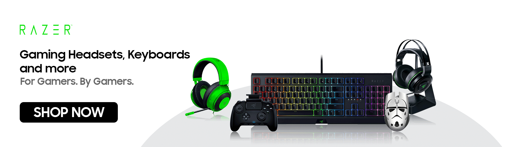 Razer Products | Gaming Headsets, Keyboards and more‎