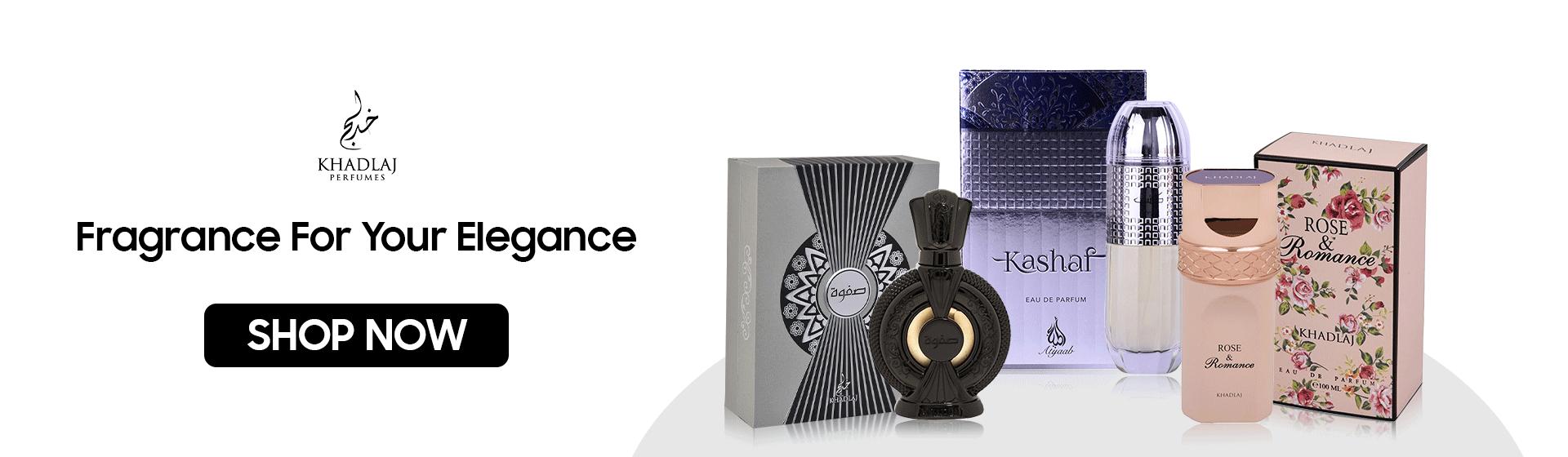 Khadlaj Perfumes