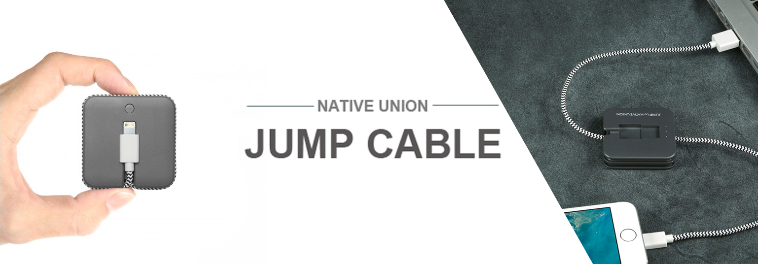 JUMP™ CABLE(IPHONE)